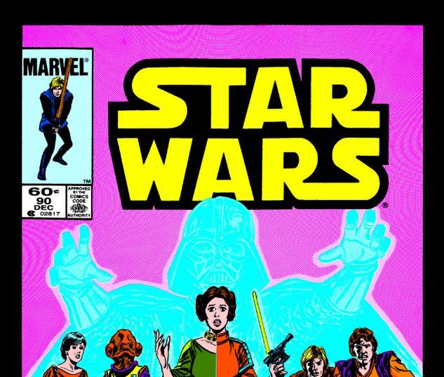 Star Wars (1977) #90