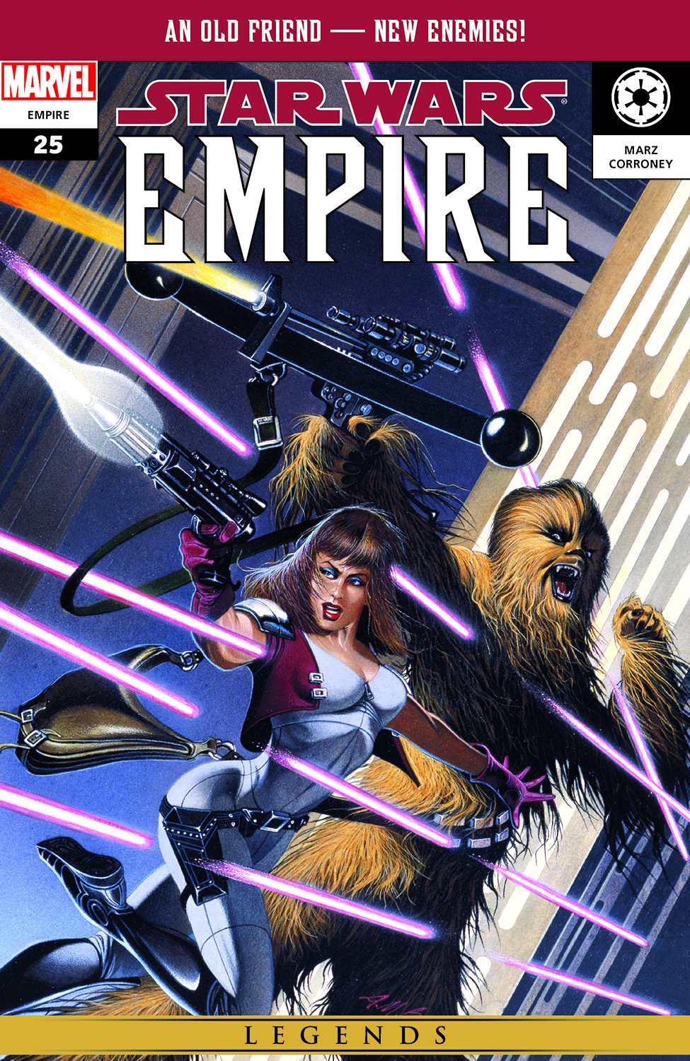 Star Wars: Empire (2002) #25