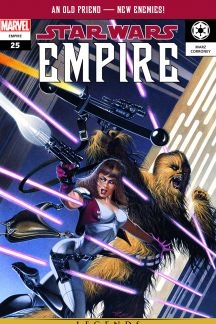 Star Wars: Empire #25