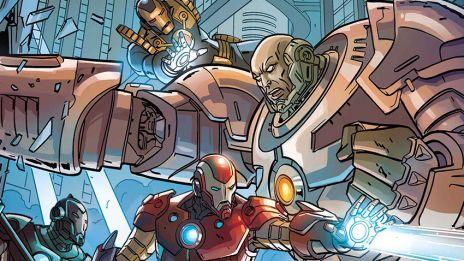 Avengers Fashions - Marvel Minute