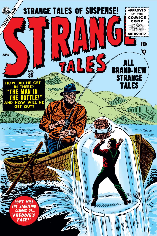 Strange Tales (1951) #35