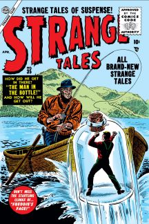 Strange Tales #35