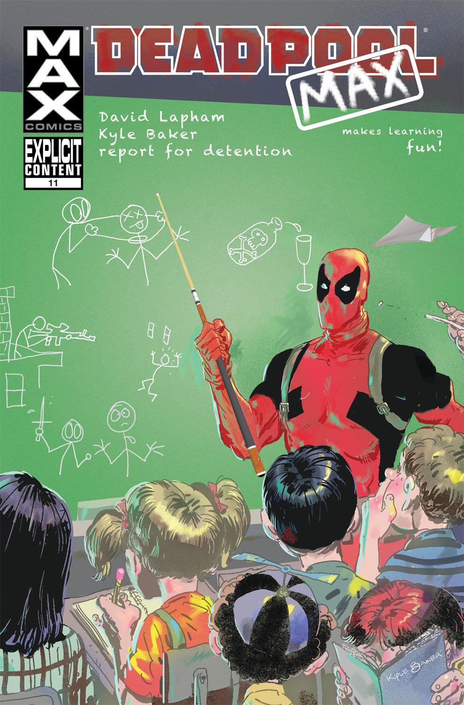 Deadpool Max (2010) #11