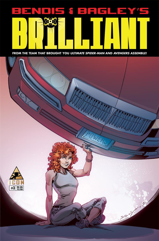 Brilliant (2011) #3
