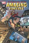 AMAZING FANTASY (2004) #15 Cover