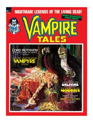 Vampire Tales (1973) #1