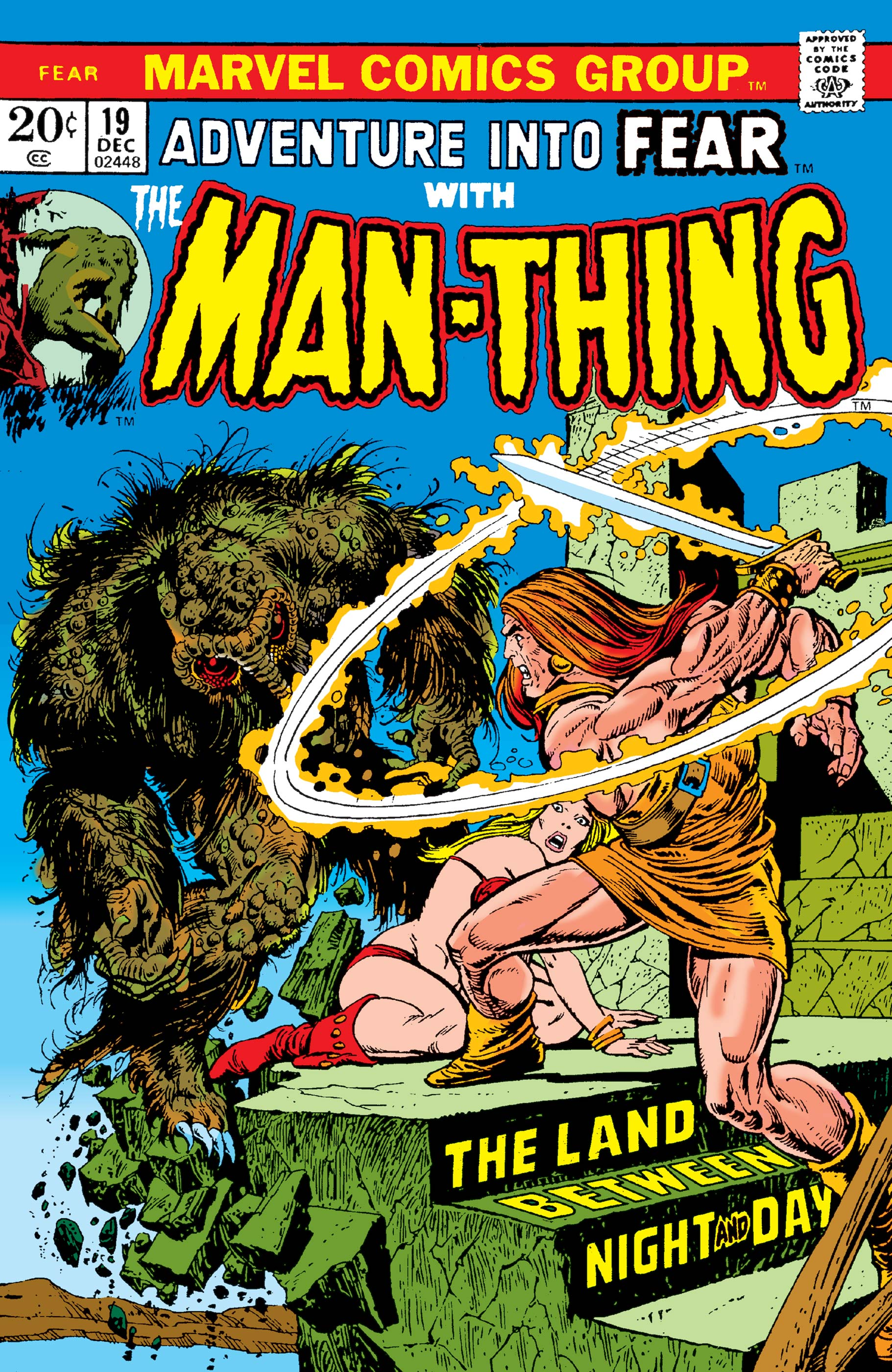 Adventure Into Fear (1970) #19