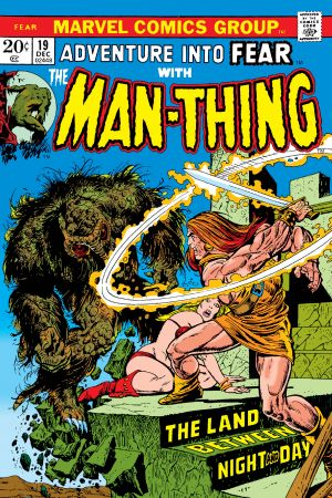 Adventures Into Fear (1970) #19
