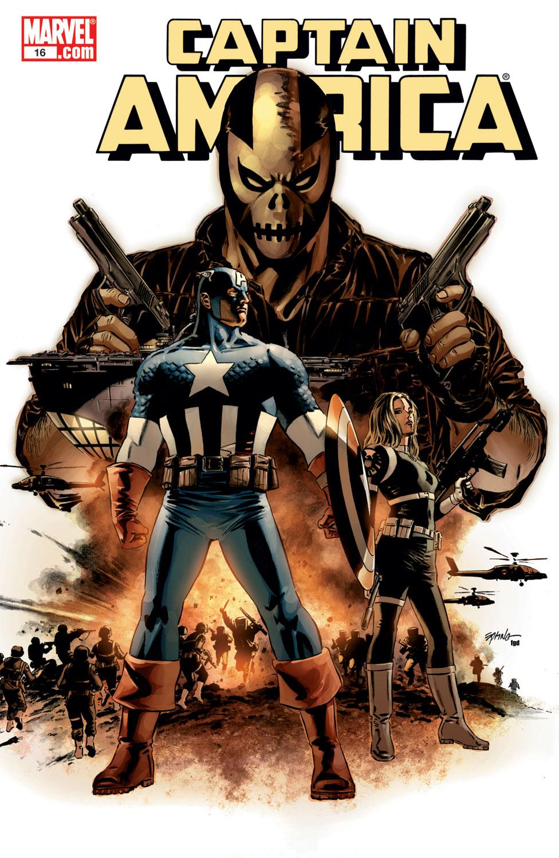 Captain America (2004) #16