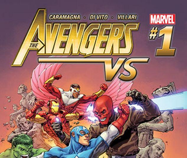 Avengers VS Infinite #1