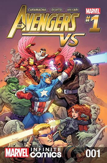 Avengers VS (2016) #1