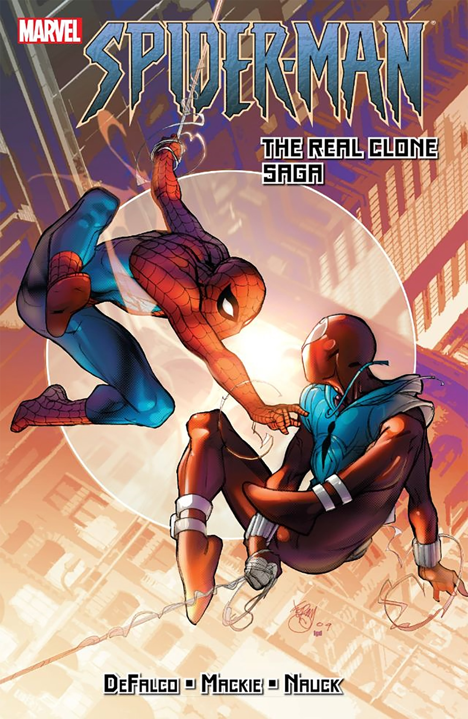 Spider-Man: The Clone Saga (Trade Paperback)