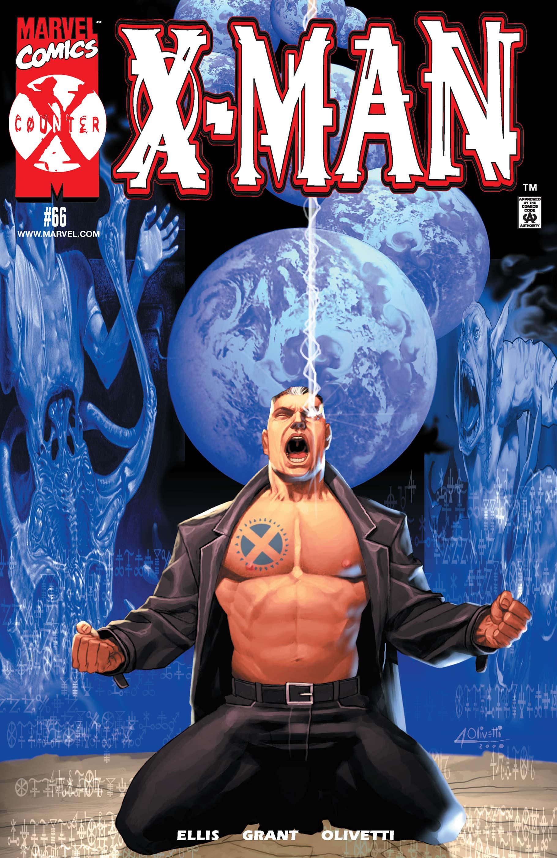 X-Man (1995) #66