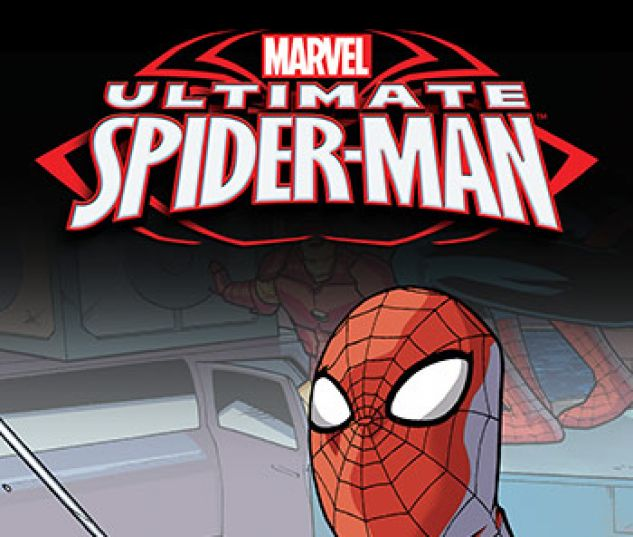 cover from Ultimate Spider-Man Infinite Comic (2016) #5