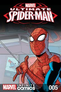 Ultimate Spider-Man Infinite Comic #5
