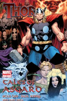 Thor: Tales of Asgard by Stan Lee & Jack Kirby (2009) #1