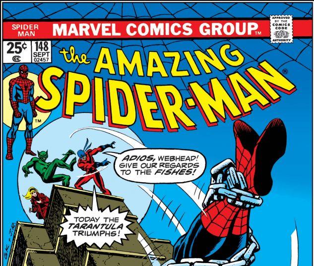 Amazing Spider-Man (1963) #148