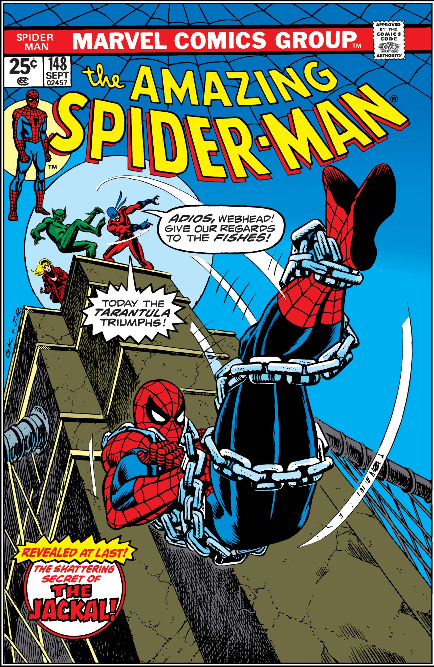 The Amazing Spider-Man (1963) #148