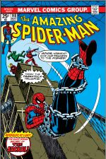 The Amazing Spider-Man (1963) #148 cover