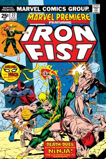 Marvel Premiere (1972) #22