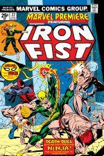 Marvel Premiere (1972) #22 cover