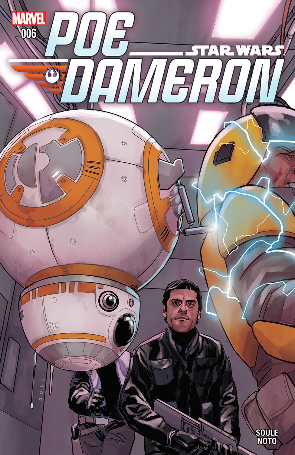 Star Wars: Poe Dameron (2016) #6