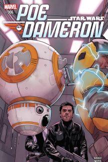 Poe Dameron (2016) #6