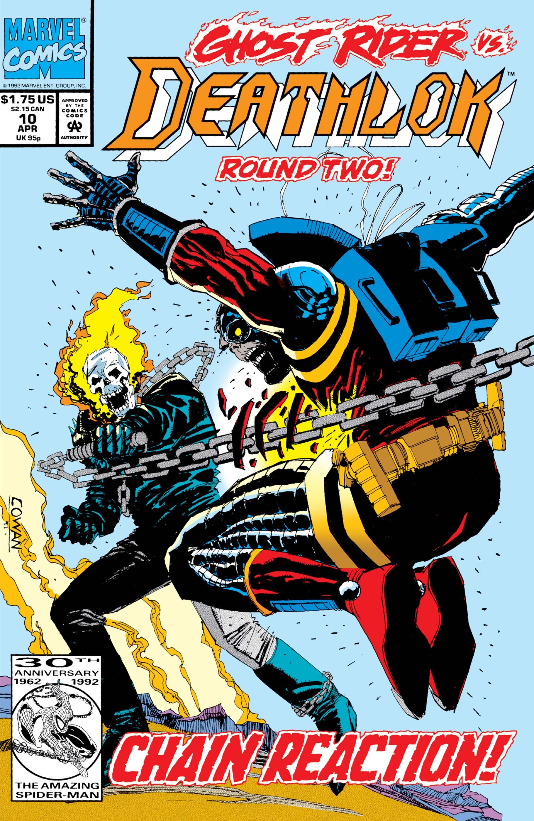 Deathlok (1991) #10