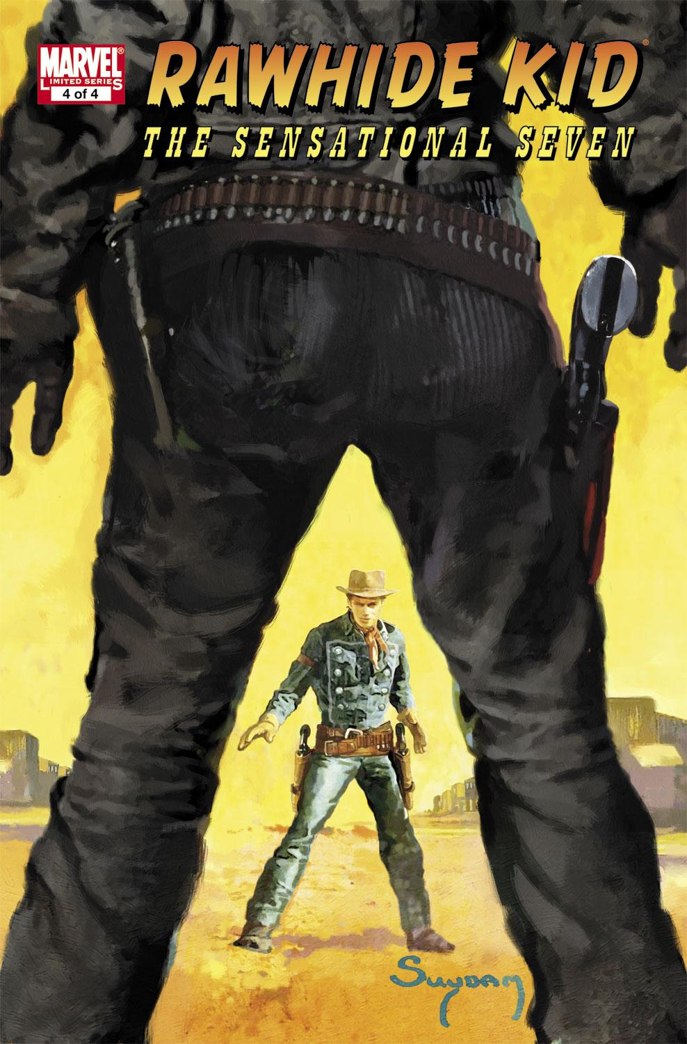 The Rawhide Kid (2010) #4