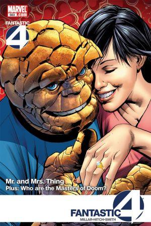 Fantastic Four (1998) #563