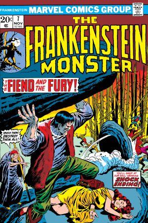 Frankenstein #7
