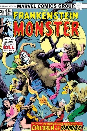 Frankenstein #18