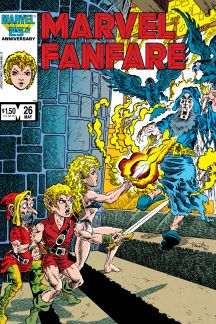 Marvel Fanfare #26