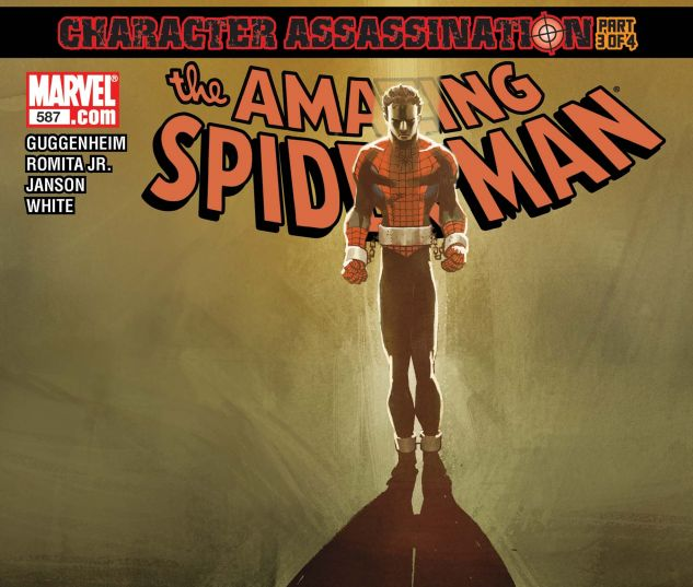 Amazing Spider-Man (1999) #587
