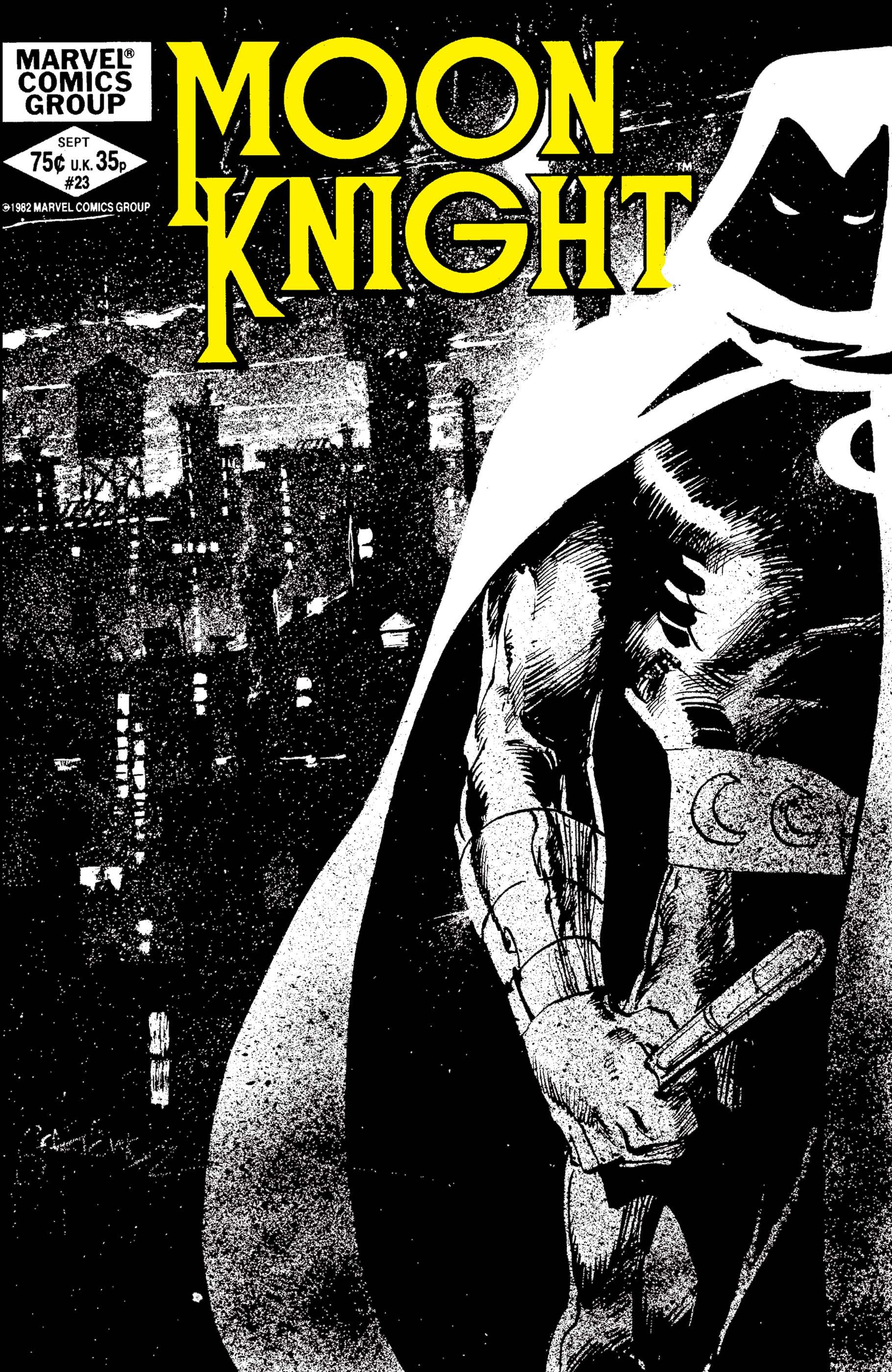 Moon Knight (1980) #23