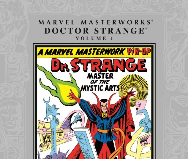 Marvel Masterworks: Doctor Strange Vol. 1 0 cover