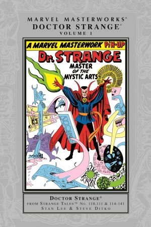 Marvel Masterworks: Doctor Strange Vol. 1 (Hardcover)