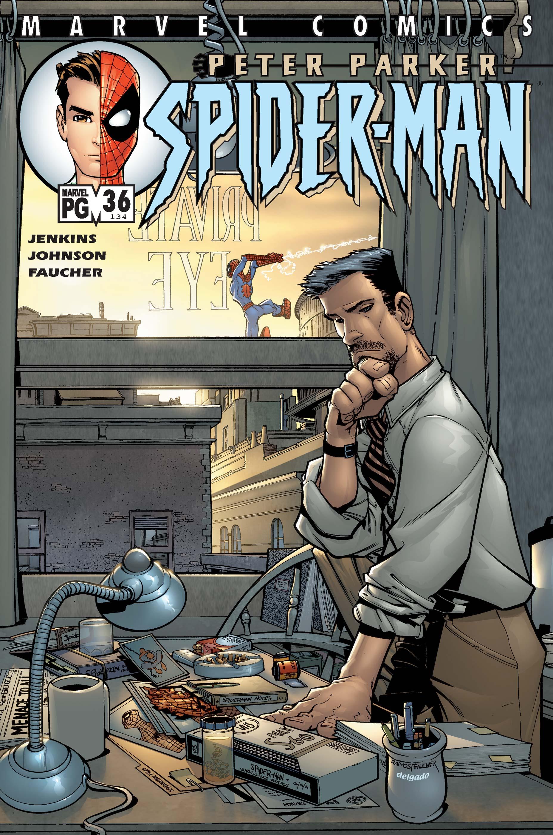 Peter Parker: Spider-Man (1999) #36
