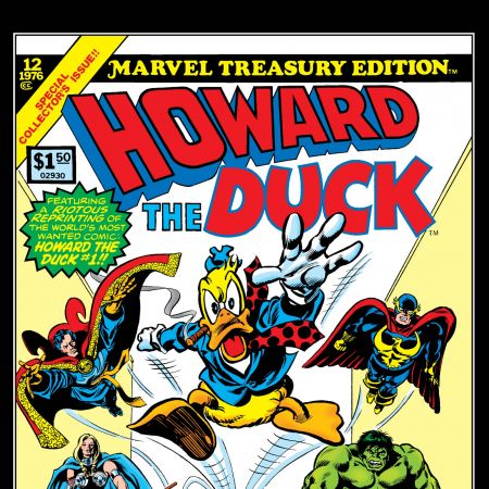Marvel Treasury Edition