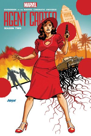 Guidebook to the Marvel Cinematic Universe - Agent Carter Season Two (2016)