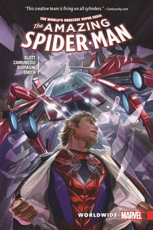 Amazing Spider-Man: Worldwide Vol. 1 (Hardcover)
