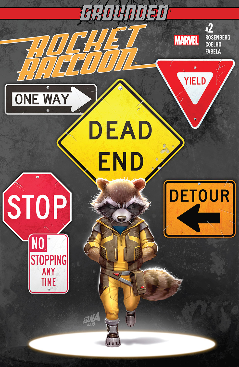 Rocket Raccoon (2016) #2