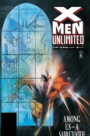 X-Men Unlimited (1993) #3