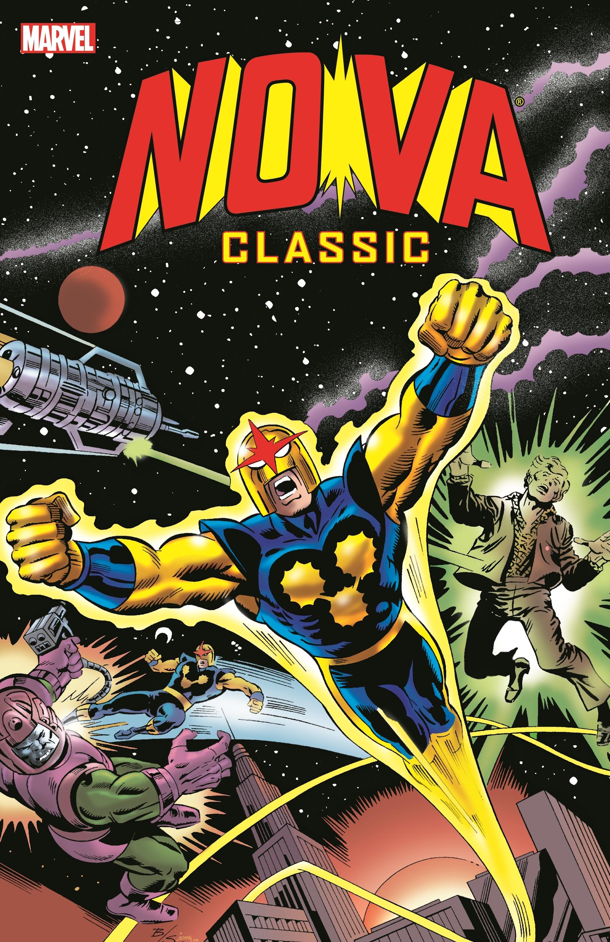 Nova Classic Vol. 1 (Trade Paperback)