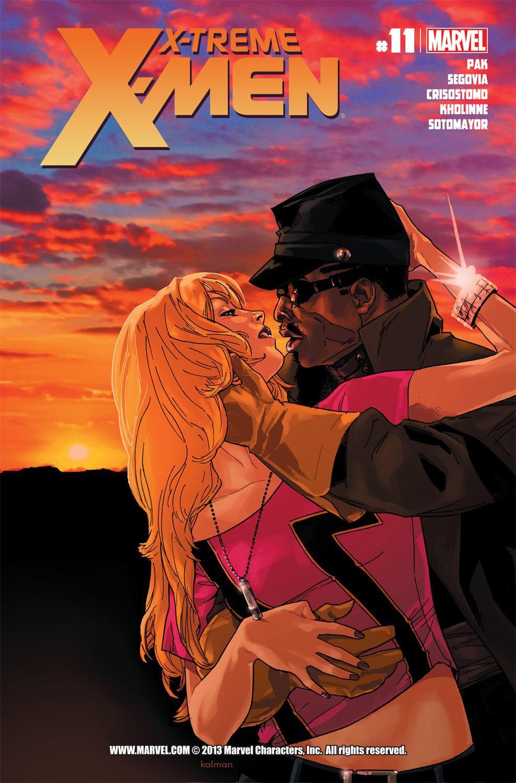 X-Treme X-Men (2012) #11