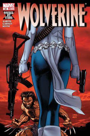 Wolverine (2003) #64
