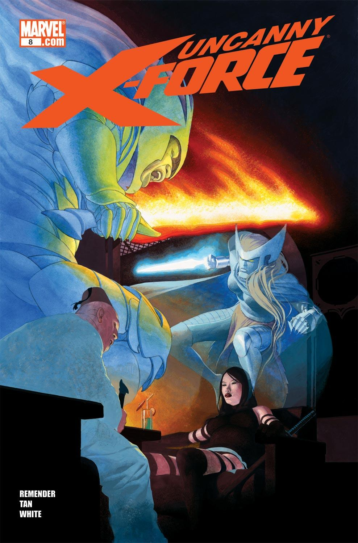 Uncanny X-Force (2010) #8