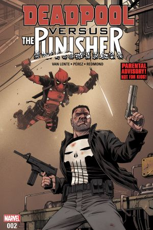 Deadpool Vs. the Punisher (2017) #2