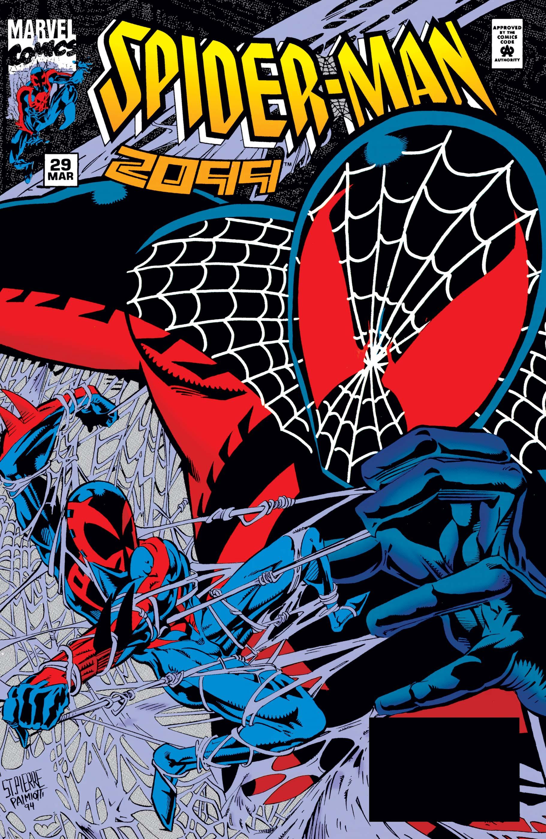 Spider-Man 2099 (1992) #29