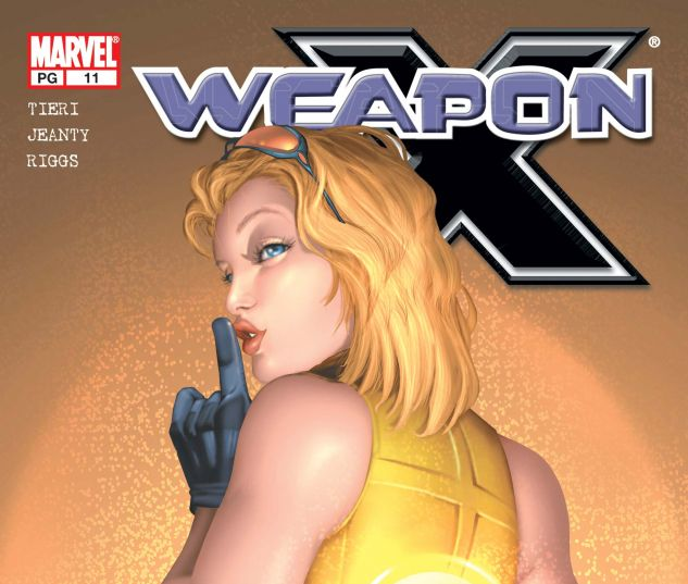 WEAPON X (2002) #11